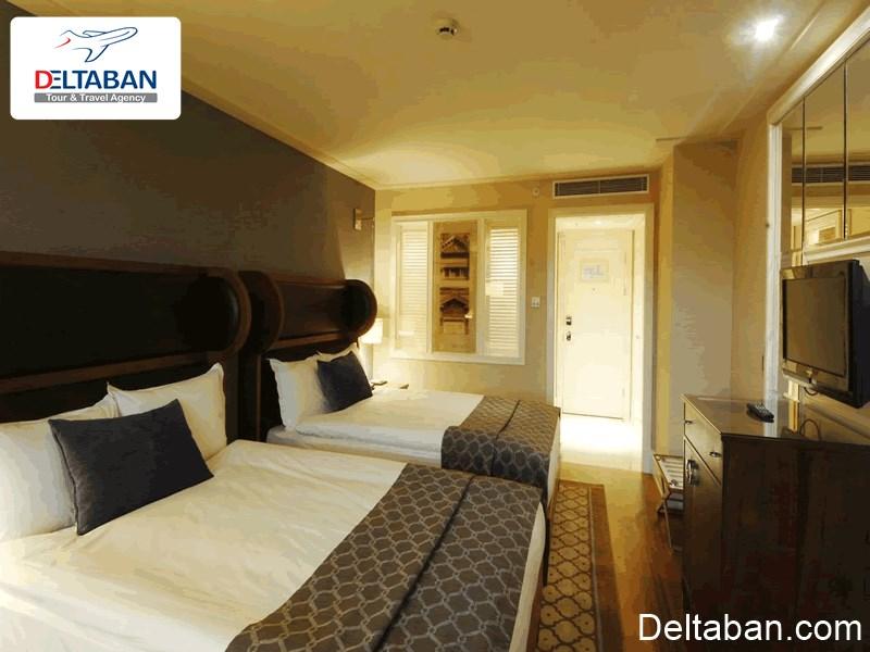 اتاق های هتل تایتانیک سیتی تکسیم استانبول
