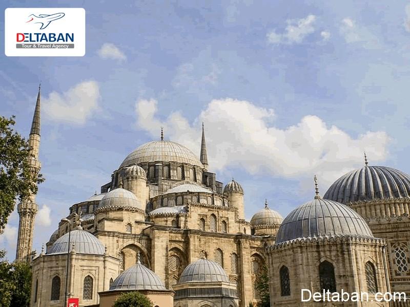 محل اقامت در شهر استانبول