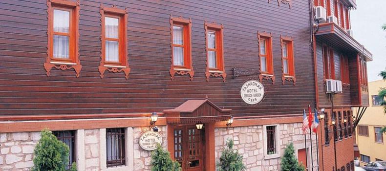 معرفی ارزان ترین هتل های استانبول