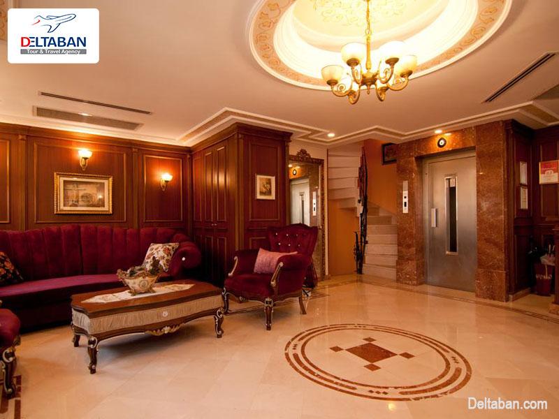 هتل امینه سلطان معرفی ارزان ترین هتل های استانبول