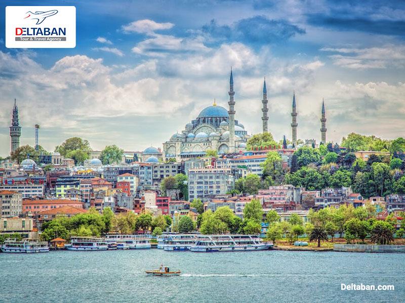 بهترین محله استانبول