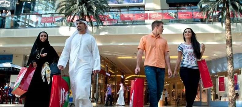 خرید کردن در دبی