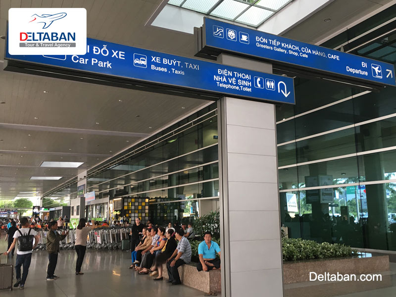 امکانات فرودگاه تان سون نهات