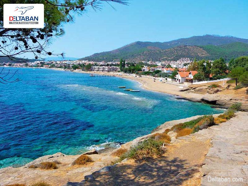 ساحل آنتالیا ترکیه