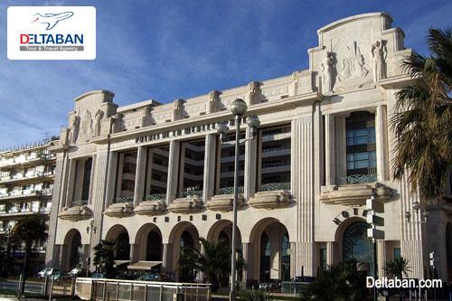 هتل Hyatt regency nice palais de la mediterranee