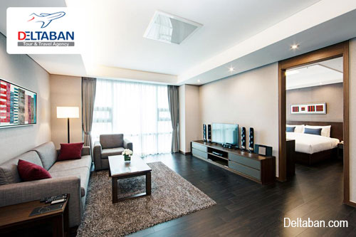 هتل Fraser Place Central Seoul
