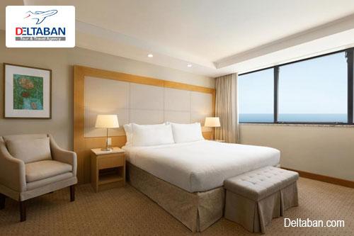 هتل hilton copacabana