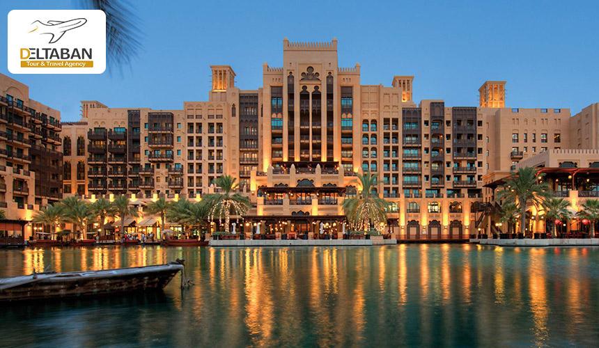 تصویری از هتل مینا السلام