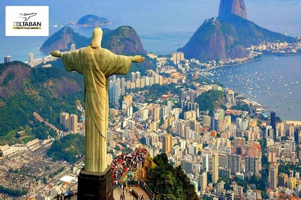پروازهای منتهی به برزیل