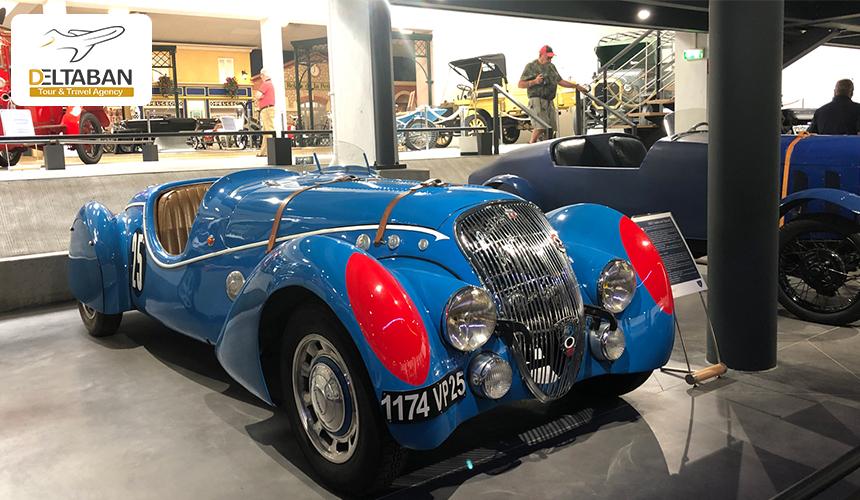 موزه ی اتومبیل العین
