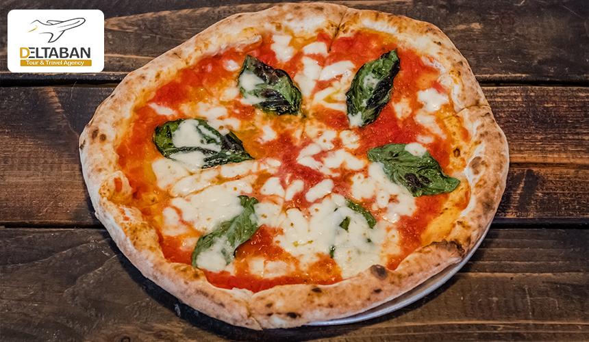 پیتزا ناپولی از بهترین غذاهای جهان