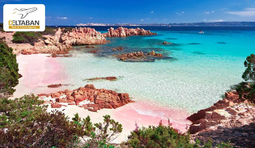 ساحل صورتی مائو از سواحل صورتی رنگ در دنیا