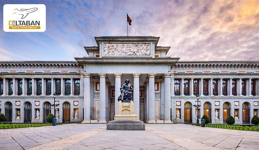 موزه دل پرادو از موزه های رایگان مادرید