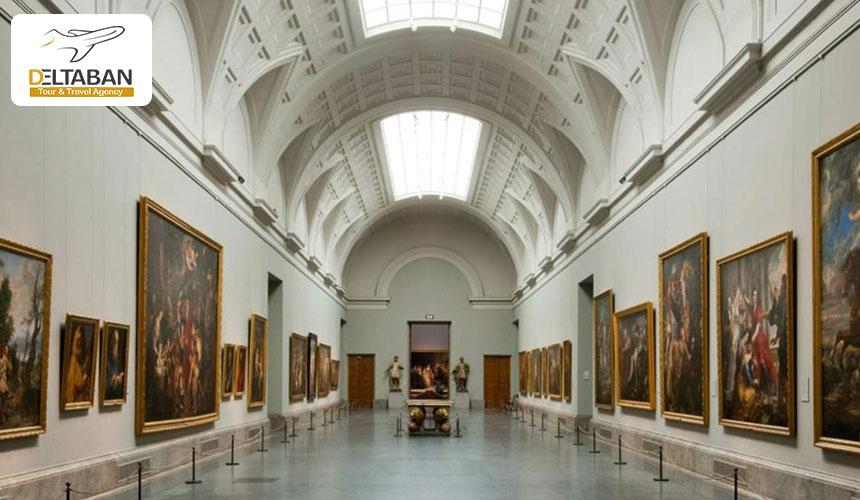 موزه رینا سوفیا از موزه های رایگان مادرید
