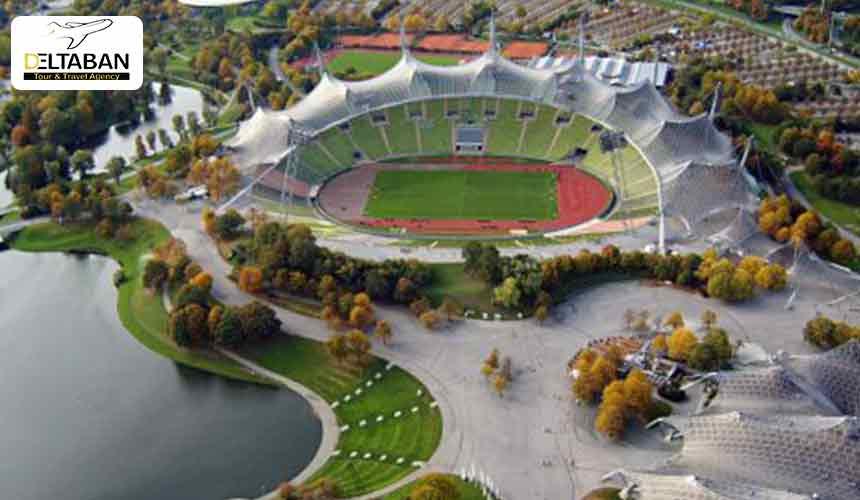 رقابتهای مهم استادیوم المپیک مونیخ