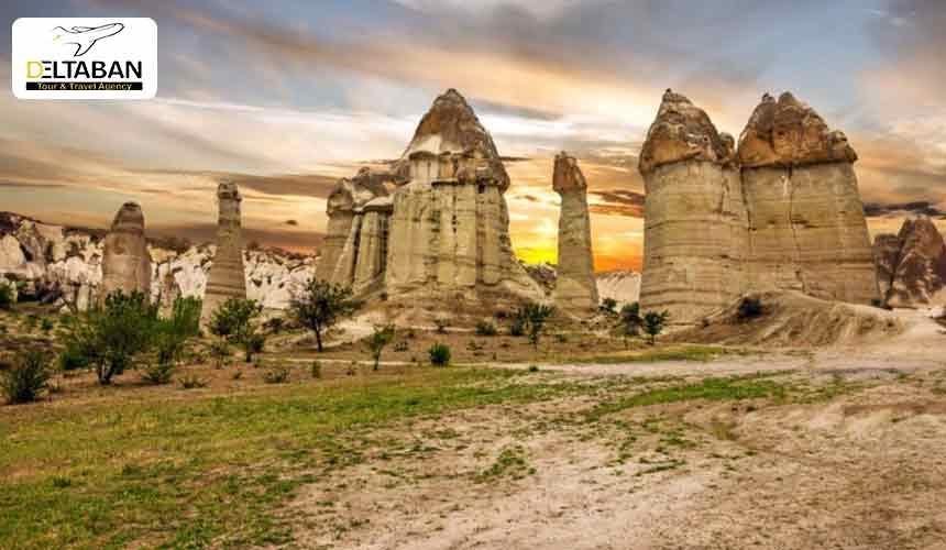 تاریخچه کاپادوکیا ترکیه