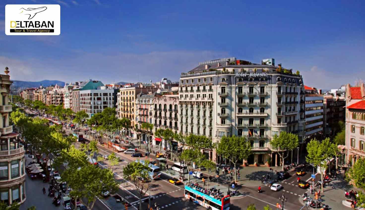 گارسیا از بهترین محله های بارسلونا
