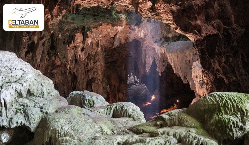 غارهای کانایان از ترسناک ترین مکان های دنیا