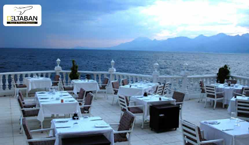 رستوران کلاب آرما آنتالیا Club Arma از بهترین رستورانهای آنتالیا