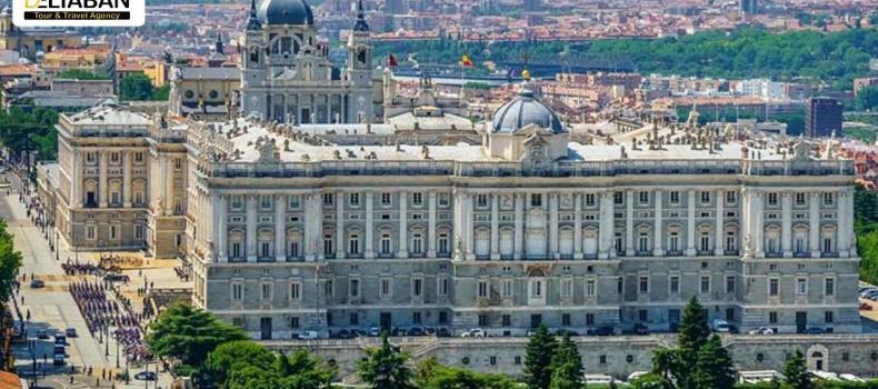 شهر مادرید اسپانیا