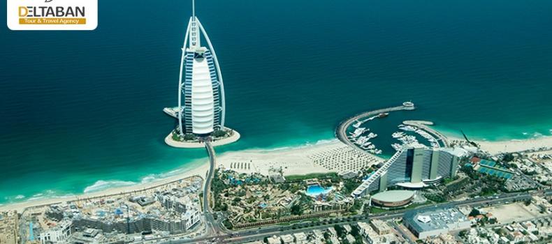 تصویری زیبا از دبی