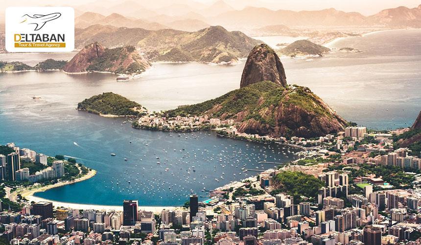 از زیباترین خلیج های جهان