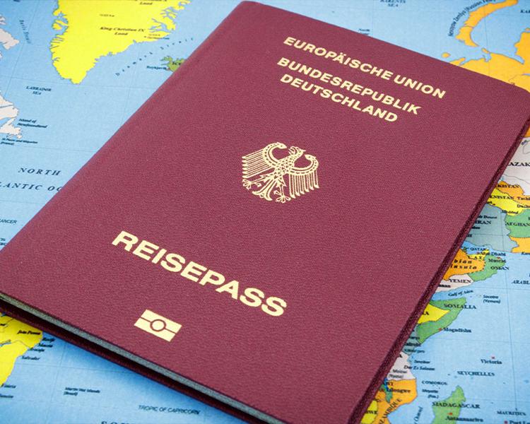 شهروندی پرتغال