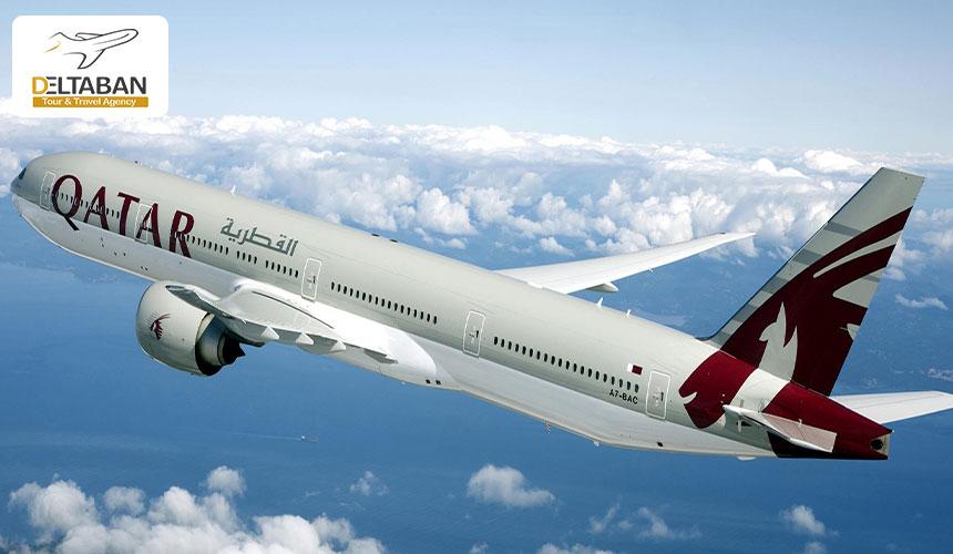 طولانی ترین مسیرهای پروازی در جهان
