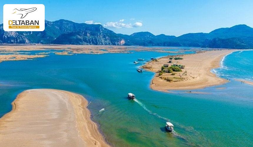 جذاب ترین سواحل آنتالیا