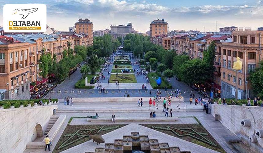 اودزون از جذاب ترین شهرهای ارمنستان