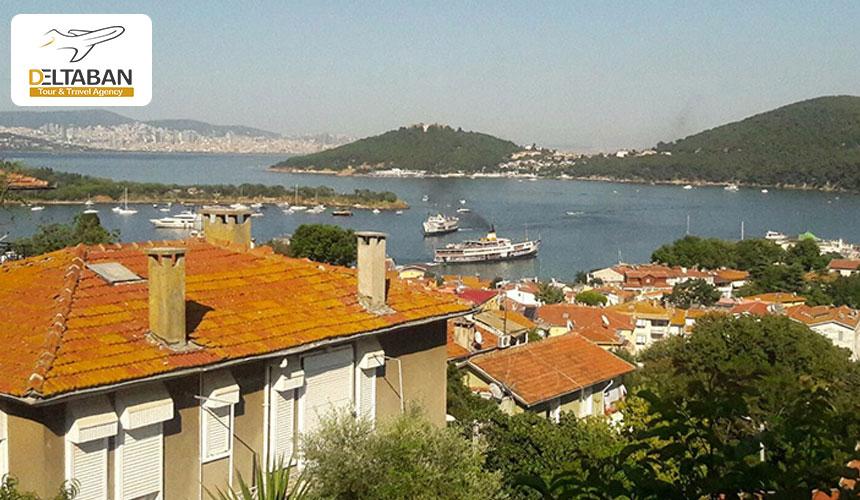 جذاب ترین جزایر استانبول