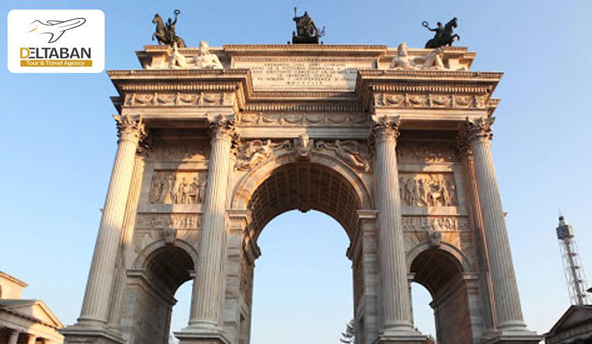 سفری جذاب به میلان در ایتالیا