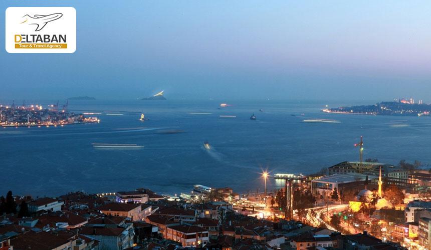 جزیره سیوری آدا در استانبول