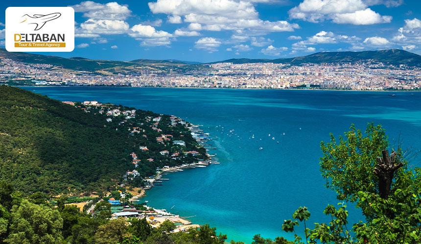 بویوک آدا از جزایر استانبول