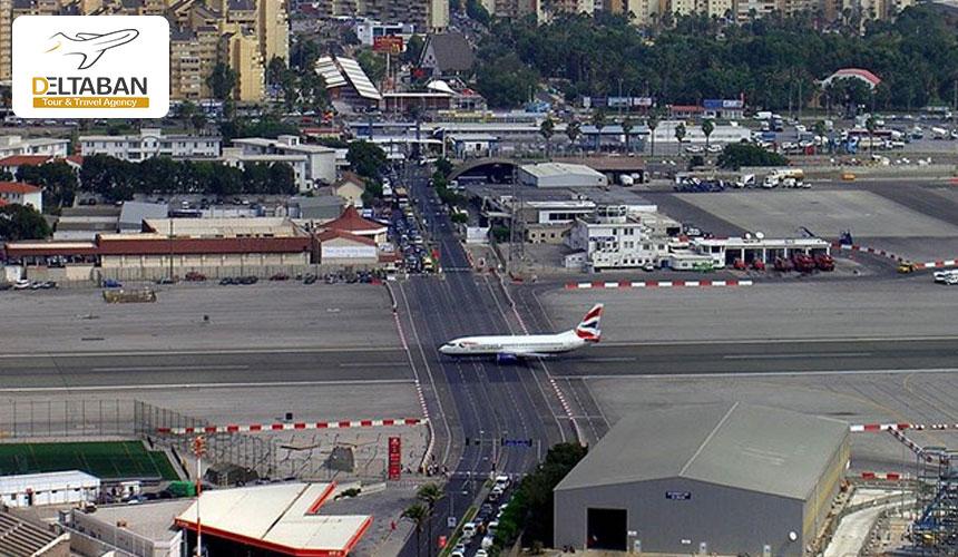 از جذاب ترین فرودگاه های خطرناک در جهان