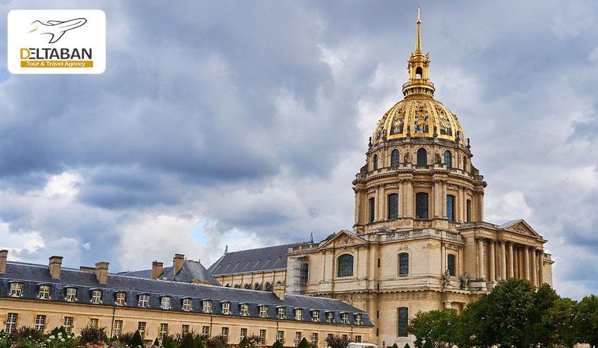 گنبد موزه نولید پاریس