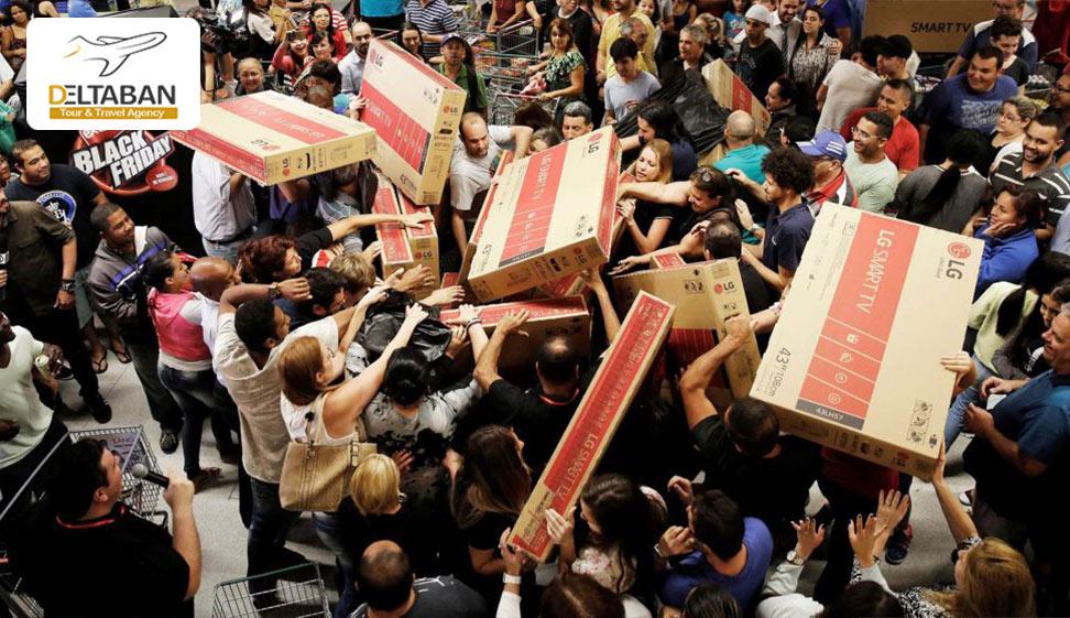 جمعه سیاه در دبی