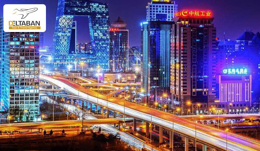 بزرگ ترین فرودگاه جهان در چین