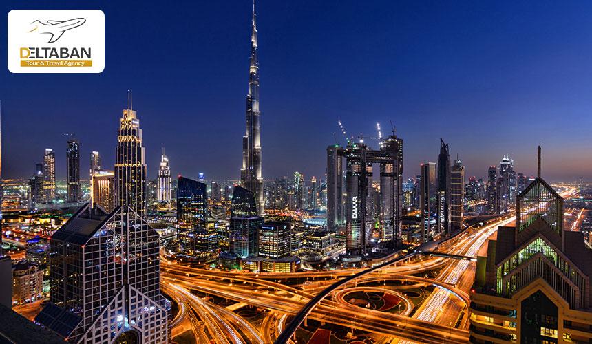 اقامت ده ساله طلایی دبی