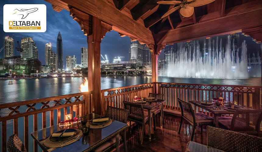 بهترین رستوران های ایرانی در دبی
