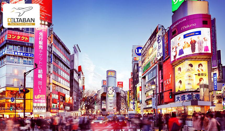 راهنمای کلی سفر به توکیو