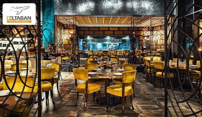 رستوران شهرزاد از رستوران های ایرانی در دبی