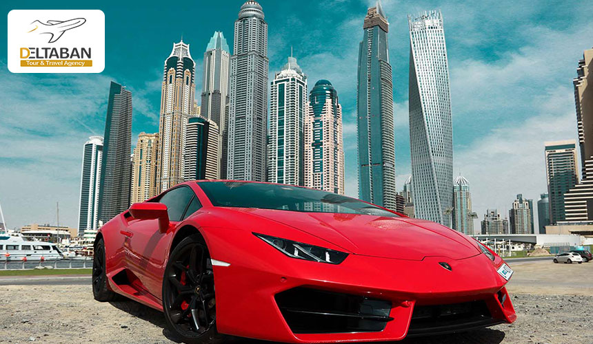 اجاره خودرو در دبی