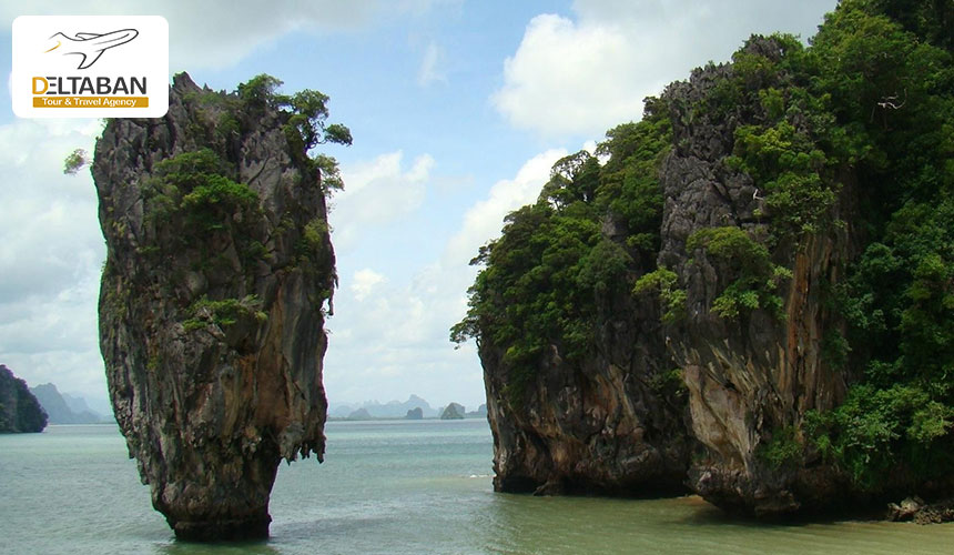 جزیره جیمزباند در پوکت