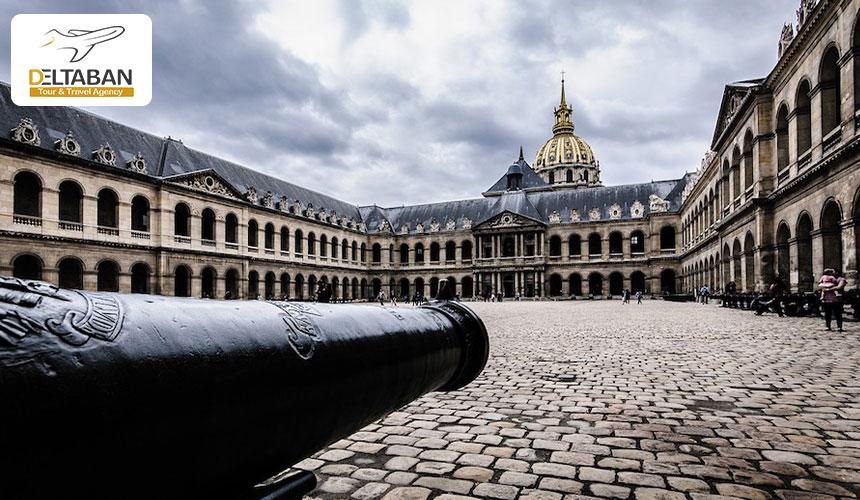 موزه نظامی انولید در پاریس