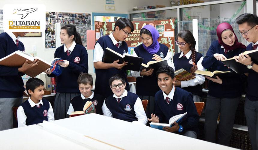 اقامت امارات از طریق تحصیل
