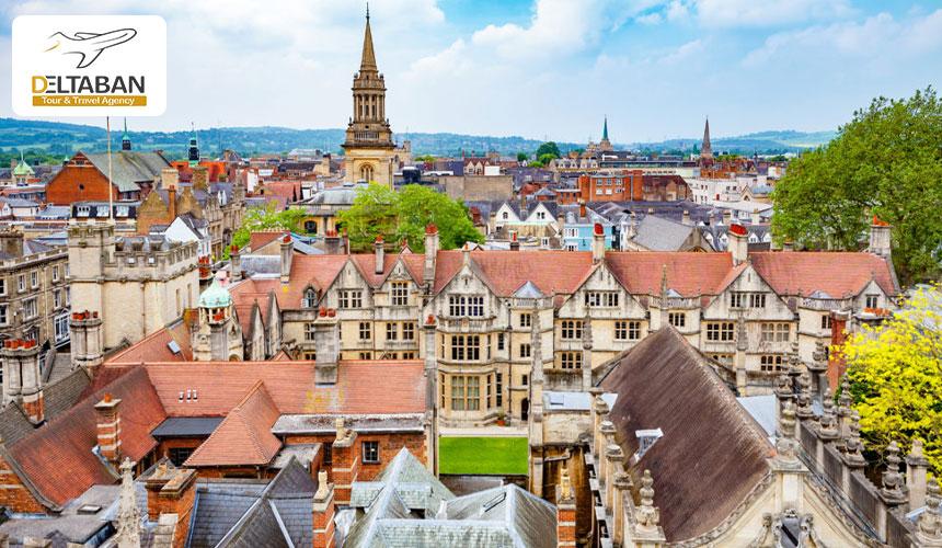 هزینه اقامت در آکسفورد