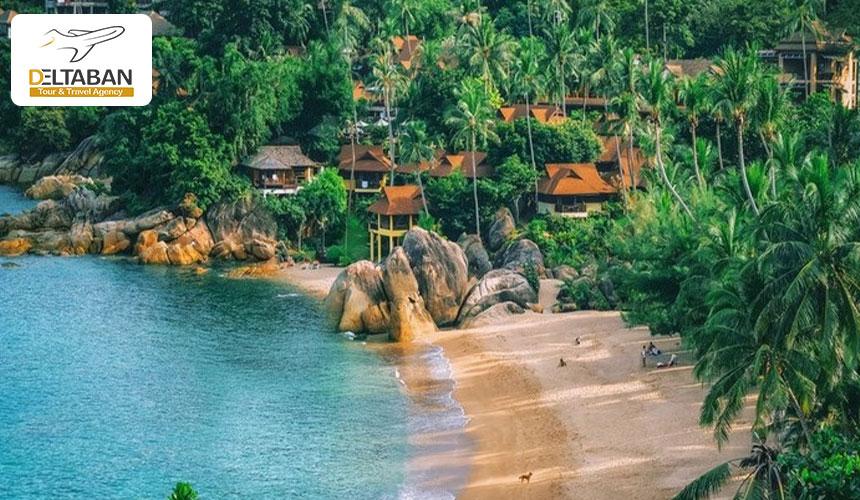 زیباترین جزایر تایلند