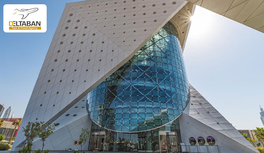 طراحی و ساخت سیاره سبز در دبی