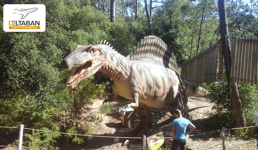 پارک تفریحات دایناسورها از جاذبه های پوکت